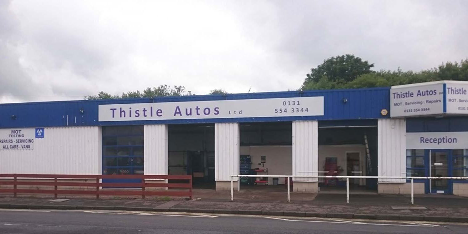 Thistle Autos Ltd in Edinburgh